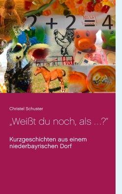 """""""Weißt du noch, als … ?"""" von Schuster,  Christel"""