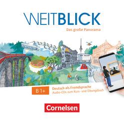 Weitblick / B1+ – Audio-CD
