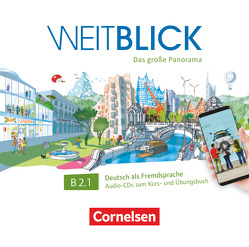 Weitblick / B2: Band 1 – Audio-CD