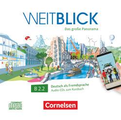 Weitblick / B2: Band 2 – Audio-CD