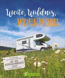 Weite – Wildnis – Wohnmobil