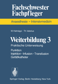 Weiterbildung von Halmagyi,  M., Valerius,  T.