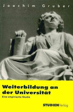 Weiterbildung an der Universität von Gruber,  Joachim
