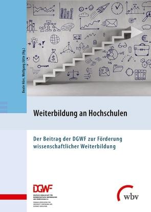 Weiterbildung an Hochschulen von Hörr,  Beate, Jütte,  Wolfgang