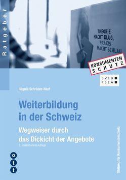 Weiterbildung in der Schweiz von Stiftung für Konsumentenschutz SKS