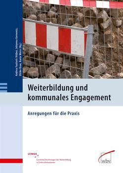 Weiterbildung und kommunales Engagement von Faulseit-Stüber,  Andrea, Gernentz,  Johanna, Kron,  Ulrike, Weiss,  Karin