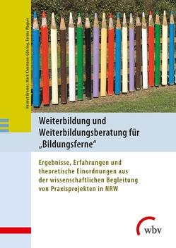 Weiterbildung und Weiterbildungsberatung für Bildungsferne von Bremer,  Helmut, Kleemann-Göhring,  Mark, Wagner,  Farina