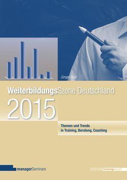 WeiterbildungsSzene Deutschland 2015 von Graf,  Jürgen