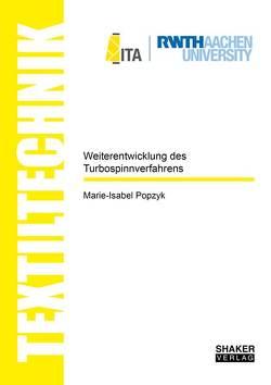 Weiterentwicklung des Turbospinnverfahrens von Popzyk,  Marie-Isabel