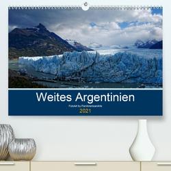 Weites Argentinien (Premium, hochwertiger DIN A2 Wandkalender 2021, Kunstdruck in Hochglanz) von Schäffer - FotoArt by PanAmericanArte,  Michael