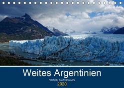 Weites Argentinien (Tischkalender 2020 DIN A5 quer) von Schäffer - FotoArt by PanAmericanArte,  Michael
