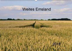 Weites Emsland (Wandkalender 2019 DIN A2 quer) von Wösten,  Heinz