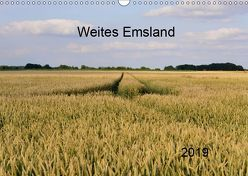 Weites Emsland (Wandkalender 2019 DIN A3 quer) von Wösten,  Heinz