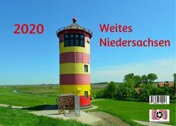 Weites Niedersachsen von Wösten,  Heinz