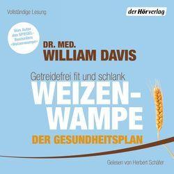 Weizenwampe – Der Gesundheitsplan von Brodersen,  Imke, Davis,  William, Schäfer,  Herbert