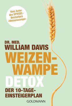 Weizenwampe – Detox von Brodersen,  Imke, Davis,  William