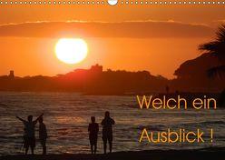 Welch ein Ausblick (Wandkalender 2019 DIN A3 quer) von sto