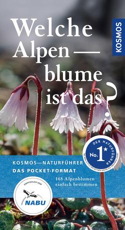 Welche Alpenblume ist das? von Werner,  Manuel