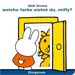 Welche Farbe siehst du, Miffy? von Bruna,  Dick, Hertzsch,  Kati