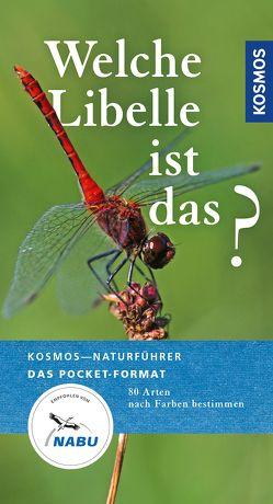 Welche Libelle ist das? von Dreyer,  Wolfgang