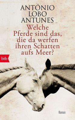 Welche Pferde sind das, die da werfen ihren Schatten aufs Meer? von Lobo Antunes,  António, Meyer-Minnemann,  Maralde