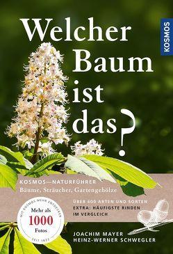 Welcher Baum ist das? von Lang,  Wolfgang, Mayer,  Joachim, Schwegler,  Heinz-Werner, Zauner,  G.