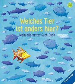 Welches Tier ist anders hier? von Löhlein,  Henning, Penners,  Bernd