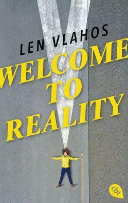 Welcome to Reality von Galić,  Anja, Vlahos,  Len