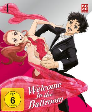 Welcome to the Ballroom – Blu-ray 4 von Itazu,  Yoshimi