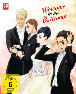 Welcome to the Ballroom – DVD 1 + Sammelschuber (Limited Edition) von Itazu,  Yoshimi