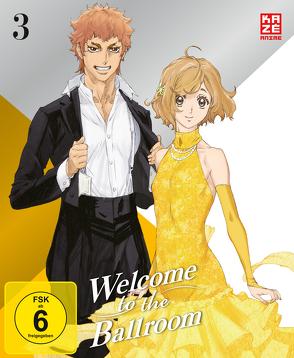 Welcome to the Ballroom – DVD 3 von Itazu,  Yoshimi