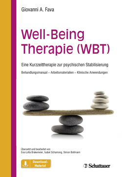 Well-Being Therapie (WBT) von Bollmann,  Simon, Brakemeier,  Eva-Lotta, Fava,  Giovanni A., Schamong,  Isabel
