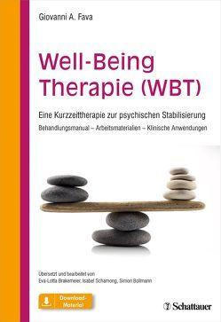 Well-Being Therapie (WBT) von Bollmann,  Simon, Brakemeier,  Eva-Lotta, Fava,  Giovanni A., Schamong,  Isabel