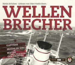 Wellenbrecher – Das Hörbuch von Friedrichsen,  Uwe, Kruecken,  Stefan