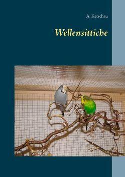 Wellensittiche von Ketschau,  A.