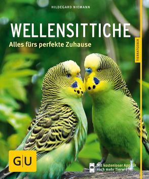 Wellensittiche von Niemann,  Hildegard
