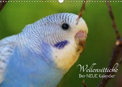 Wellensittiche – der NEUE Kalender (Wandkalender 2018 DIN A3 quer) von Bergmann,  Björn