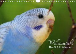 Wellensittiche – der NEUE Kalender (Wandkalender 2018 DIN A4 quer) von Bergmann,  Björn