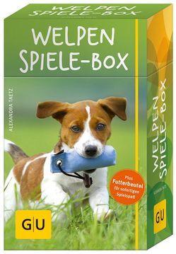 Welpen-Spiele-Box von Taetz,  Alexandra