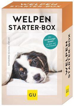 Welpen-Starter-Box von Schlegl-Kofler,  Katharina