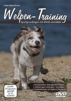 Welpen-Training von Niewöhner,  Imke