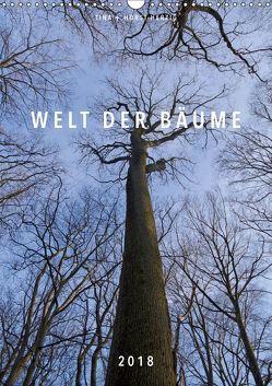 Welt der Bäume (Wandkalender 2018 DIN A3 hoch) von + Horst Herzig,  Tina