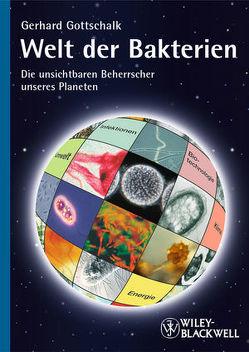 Welt der Bakterien von Gottschalk,  Gerhard