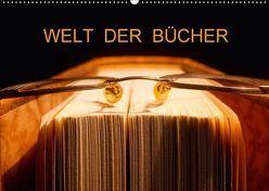 Welt der Bücher / CH-Version (Wandkalender 2018 DIN A2 quer) von Jaeger,  Thomas