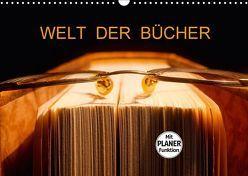 Welt der Bücher (Wandkalender 2018 DIN A3 quer) von Jaeger,  Thomas