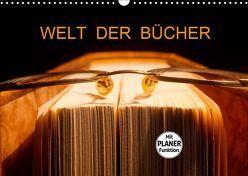 Welt der Bücher (Wandkalender 2019 DIN A3 quer) von Jaeger,  Thomas