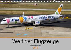 Welt der Flugzeuge – Faszination Luftfahrt 2019 (Tischkalender 2019 DIN A5 quer) von Liongamer1