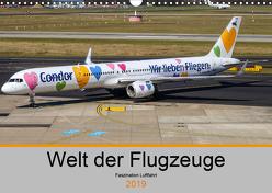 Welt der Flugzeuge – Faszination Luftfahrt 2019 (Wandkalender 2019 DIN A3 quer) von Liongamer1
