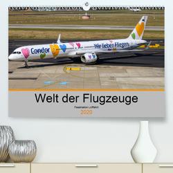 Welt der Flugzeuge – Faszination Luftfahrt 2020 (Premium, hochwertiger DIN A2 Wandkalender 2020, Kunstdruck in Hochglanz) von Liongamer1