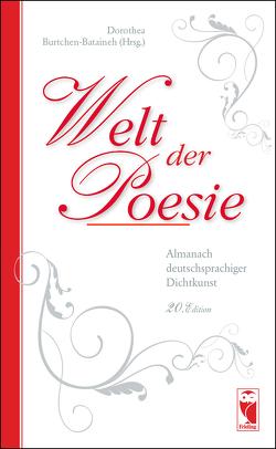 Welt der Poesie von Burtchen-Bataineh,  Dorothea
